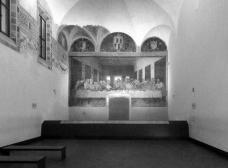 Última Ceia, de Leonardo da Vinci, refeitório da Igreja S. Maria delle Grazie, MilãoFoto Victor Hugo Mori