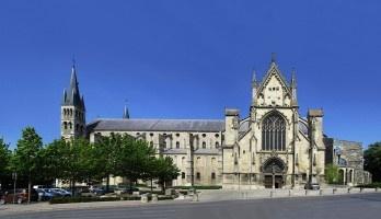 Abadia de San Remi, em Reims, França