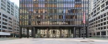 Seagram Building, Nova York, Estados Unidos