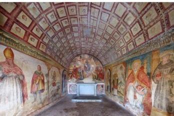 Capela rupestre do Crucifixo em Ugento
