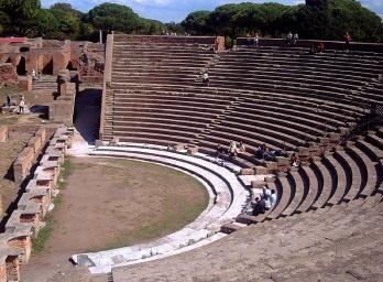 Tempos e lugares de Roma