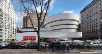 Museu Guggenheim, Nova York, Estados Unidos