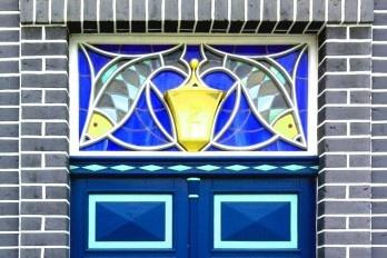 As lindas portas de Lüneburg, Alemanha