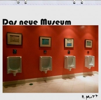 As mil e uma fontes de Marcel Duchamp