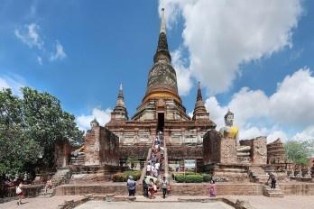 Ayuthaya, Tailândia