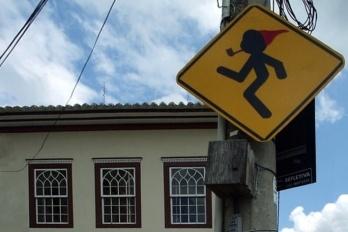 Ministério do Arquiteturismo adverte