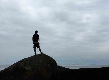 Da ilha longínqua