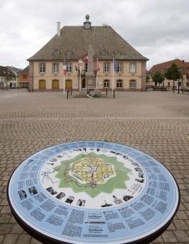 Neuf-Brisach, patrimônio da humanidade