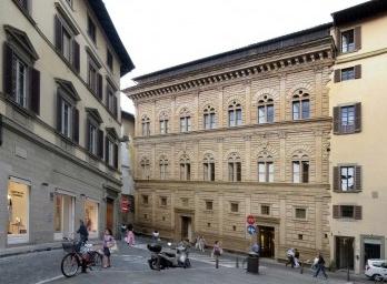 Palazzo Rucellai em Firenze