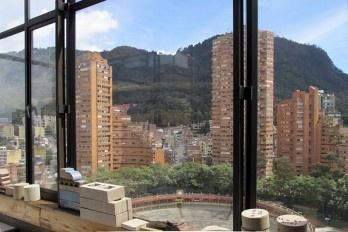 Nostalgia de Salmona em Bogotá