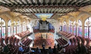 Palau de la Musica de Barcelona