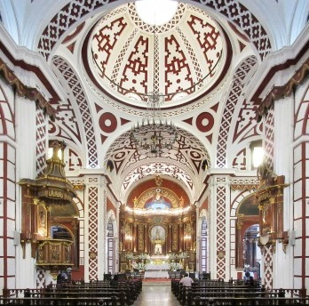 Convento de San Francisco de Lima, Peru