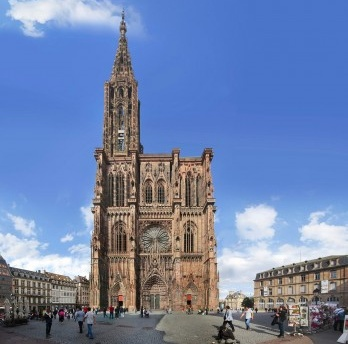 Catedral de Notre-Dame de Estrasburgo, França