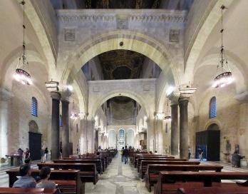 Basílica de São Nicolau, Bari, Itália