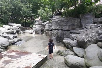 Teardrop: um parque de bairro