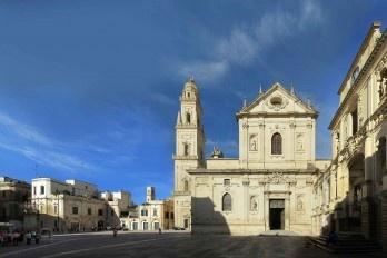 Lecce, Itália: palco cenográfico do barroco