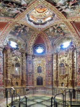 Colégio Jesuítico de São Francisco Xavier em Tepotzotlán