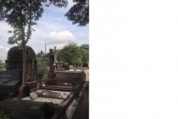 Morte e vida em cemitérios católicos