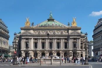 Ópera Garnier de Paris