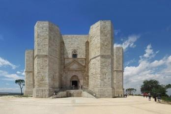 Castel del Monte, região da Puglia, Itália