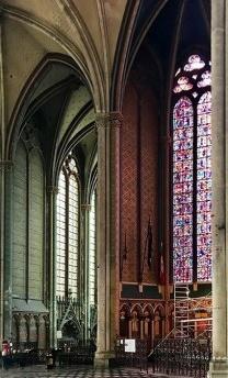 Amiens: o nascimento, a morte e a ressurreição da restauração