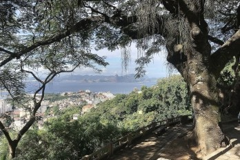 A poética do bairro de Santa Teresa
