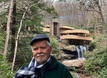 A Casa Kaufmann de Frank Lloyd Wright