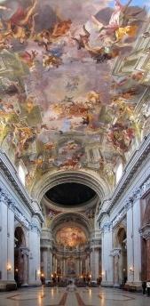 Sant'Ignazio di Loyola em Roma