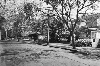 Quem sabe os nomes dos arquitetos dessas casas? E qual é a rua onde estão implantadas?