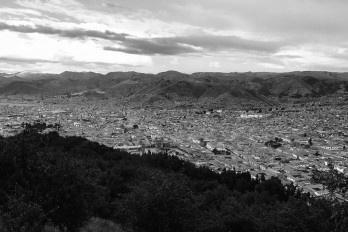 Pelas cidades partidas do Peru