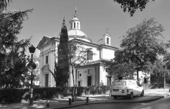 Ermida de San Antonio de la Florida, Madri