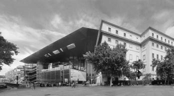 Museu Reina Sofia de Jean Nouvel