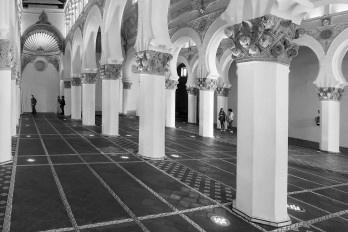 Uma sinagoga em Toledo, Espanha, outra em Tomar, Portugal