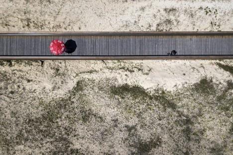 Requalificação urbana e ambiental da orla de Ilha Comprida, 2019. Arquitetos Marcos Boldarini e Lucas NobreFoto Leonardo Finotti