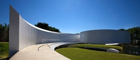 Memorial da Imigração Japonesa. Belo Horizonte MG, 2009Foto divulgação  [website Gustavo Penna]