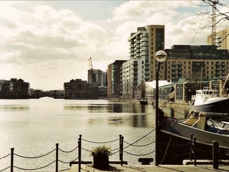 Canary Wharf, LondresFoto Otto Normalverbraucher  [Wikimedia Commons]