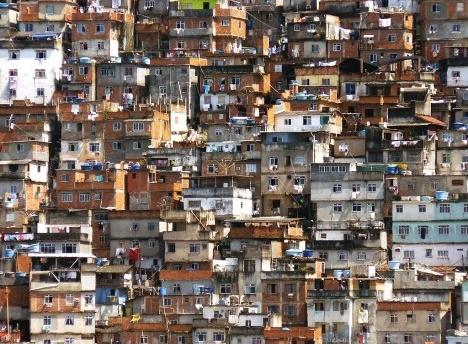 Favela Pavão-Pavãozinho, Rio de JaneiroFoto Pēteris  [wikimedia commons]