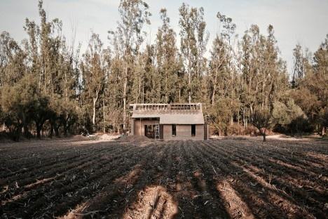 Vivienda T, Tarija, Bolivia, 2020. Arquitecto Mechthild Kaiser; colaborador Mauricio Méndez / Estudio de arquitectura y Planificación KaiserFoto Mechthild Kaiser