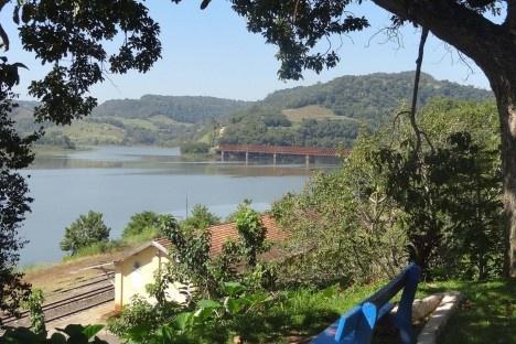 O patrimônio ferroviário na paisagem urbana de Marcelino RamosFoto Matheus Rigon