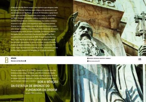Páginas de Triângulo São Paulo – um guia para se perder no centroImagem divulgação