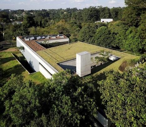 Casa em Cotia, UNA Arquitetos, 2016Foto Bebete Viégas