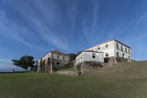 Fortaleza de Santa Cruz do Anhatomirim, Ilha de Anhatomirim, Governador Celso RamosFoto Ronaldo Azambuja