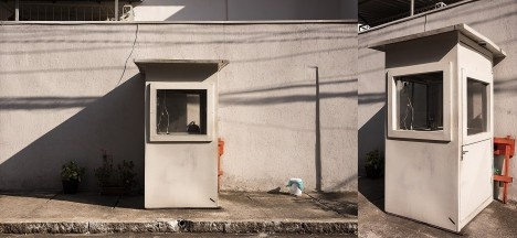 "Ensaio fotográfico ""Guarita do guardinha"", 2021Foto Caio Cestari"