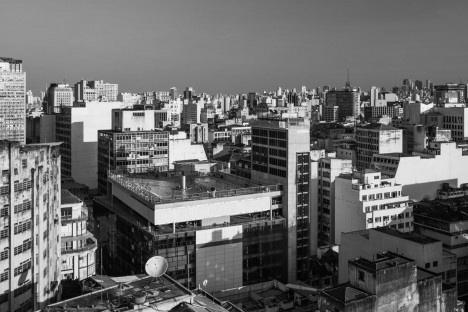 Sesc 24 de Maio, Paulo Mendes da Rocha + MMBB Arquitetos, São PauloFoto Nelson Kon