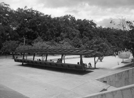 Parque de Los Deseos, MedellínFoto Marina Amado