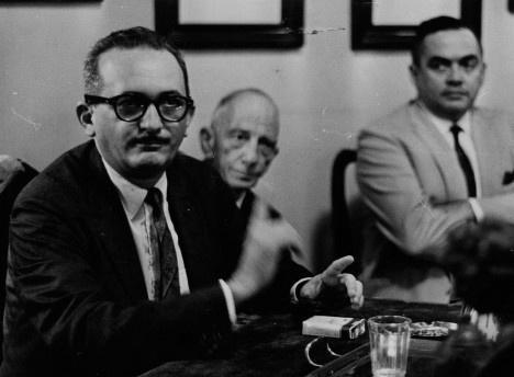 Paulo Freire, 1963Disclosure imagem  [Arquivo Nacional]