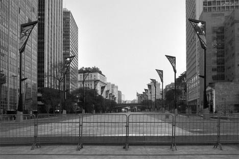 Vale do Anhangabaú reaberto após dois anos de interdiçãoFoto Celso Aparecido Sampaio