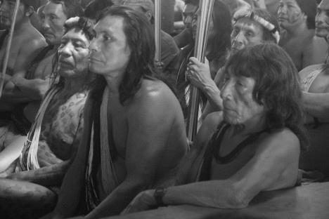 Comunidade Wajãpi, AmazôniaFoto divulgação  [Instituto de Pesquisa e Formação Indígena / Programa Wajãpi]