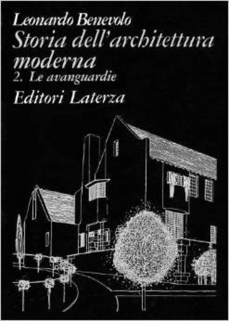 Leonardo Benevolo: Storia dellárchitettura moderna. Bari: Laterza, 1960. (Volume 2. Le avanguardie. 3ª edição, 1998)