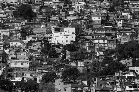 Favela da RocinhaFoto Fernando Frazão  [Agência Brasil]